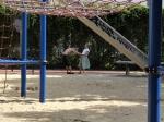 Blow-Up in thepark