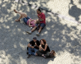 Pompidou plaza 4